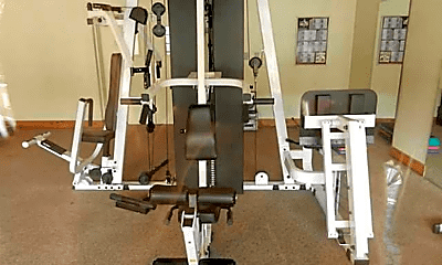 Fitness Weight Room, 17000 NW 67th Ave, 1