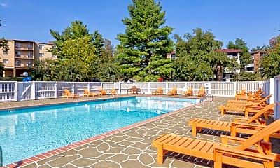 Pool, City Side Flats, 0