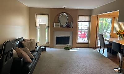 Living Room, 327 Shadybrook Ln 327, 1