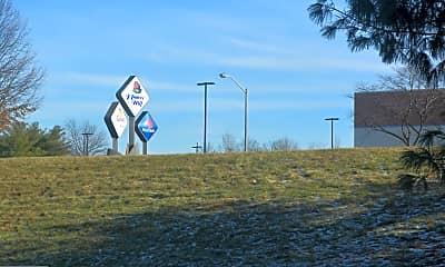 Community Signage, 8201 Whispering Oaks Way 203, 2