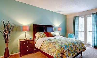 Bedroom, The Pointe at Norcross, 1
