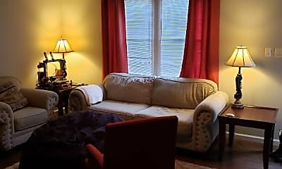 Living Room, 3738 Vickery Dr, 0