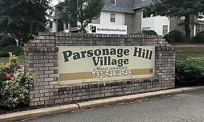 PARSONAGE HILL VILLAGE, 1