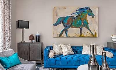 Living Room, Oxmoor, 1