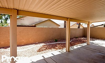 Patio / Deck, 7424 N Mountain Thicket St, 2