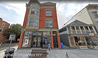 Building, 192 Remsen St, 1