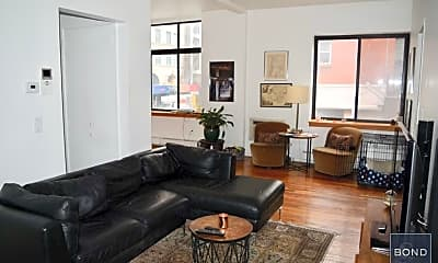 Living Room, 77 Lexington Ave, 0