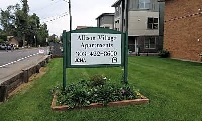 Allison Village, 1
