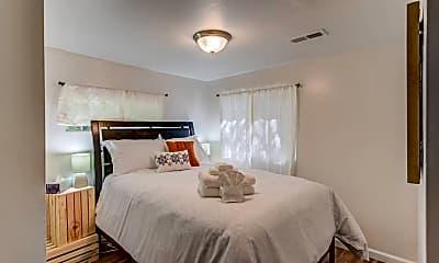 Bedroom, 2018 Oak Way, 2