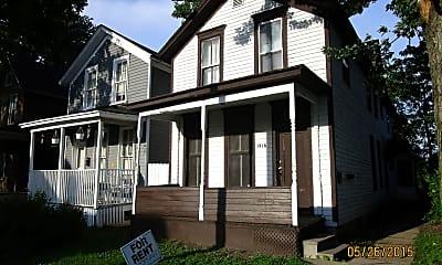 Building, 1416 N Harrison St, 0
