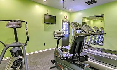 Fitness Weight Room, Royal Arms Owensboro, 2