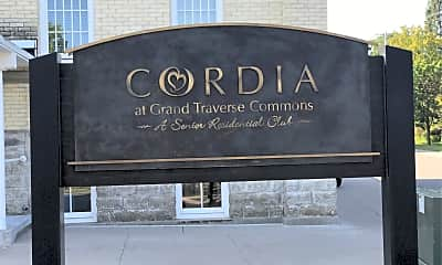 Cordia At Grand Traverse Commons, 1