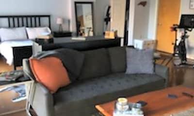 Living Room, 715 N Church St, 1