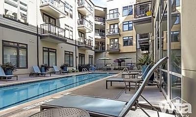 Pool, 5350 Burnet Rd, 2