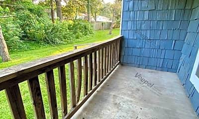 Patio / Deck, 10101 E 67th St, 2