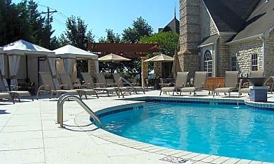 Pool, Stone Manor Condominiums, 0