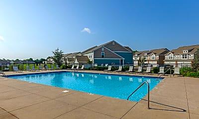 Pool, 6035 Hillside Ln, 2