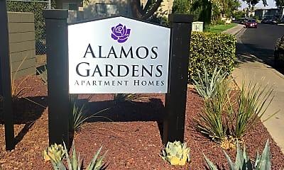 Alamos Garden Apartments, 1