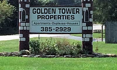 Golden Tower Apartments, 1