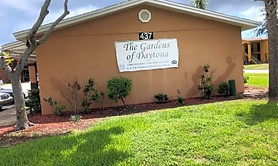 Daytona Garden Apartments, 1
