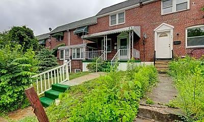 Building, 3811 Saint Margaret St, 2