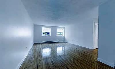 Living Room, 20 Armington St., #20, 1