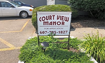 Court View Manor, 1