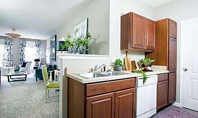 Kitchen, Enclave at Midlothian Village, 1