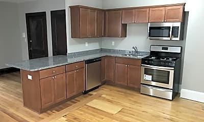 Kitchen, 418 Pierce St, 1