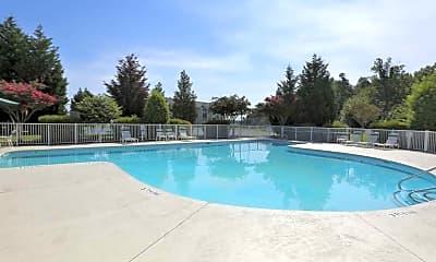 Pool, Treybrooke Village, 0
