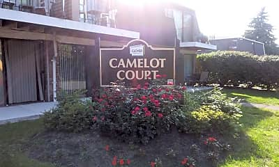 Camelot Court Apartments, 1