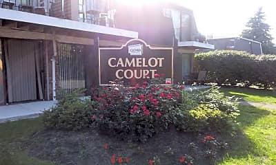 Camelot Court Apartments, 1