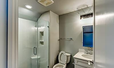 Bathroom, North Rendon Apartments, 2
