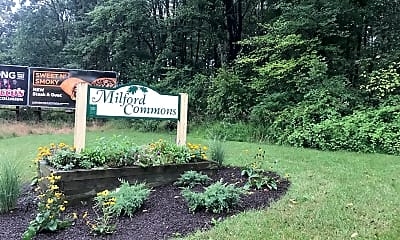 Milford Commons, 1