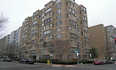 Building, 2030 F St NW 804, 0