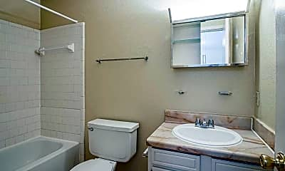 Bathroom, Regency Apartments, 2