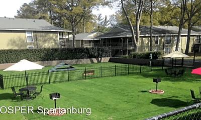 Building, PROSPER Spartanburg, 2