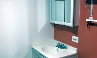 Bathroom, 3318 W Addison St, 1