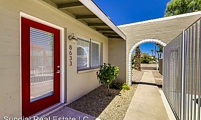 Patio / Deck, 8605 E Coronado Rd, 1