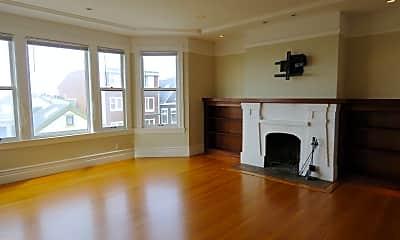 Living Room, 137 Clifford Terrace, 0