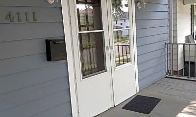 Patio / Deck, 4109 S Calhoun St, 1