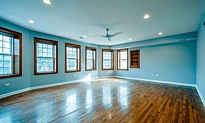 Living Room, 7354 N Seeley Ave, 1