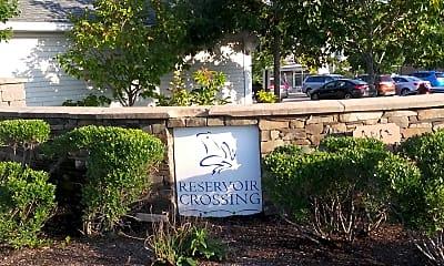 Reservoir Crossing, 1