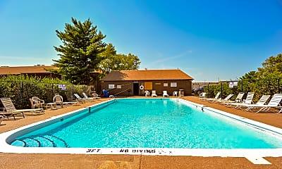 Pool, 600 Normandy, 0