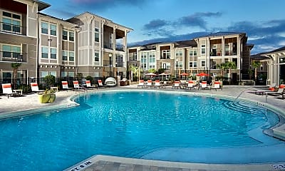 Pool, Sorrel Luxury Apartments, 0