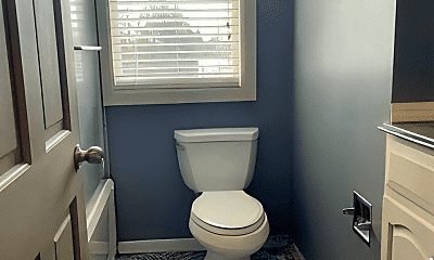 Bathroom, 1240 University Ave, 0