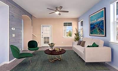 Living Room, 719 Rawlins Way, 1