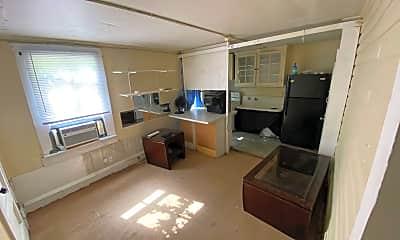 Living Room, 1331 Grothe St, 1
