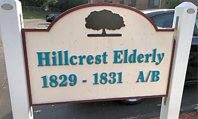 Hillcrest Elderly, 1