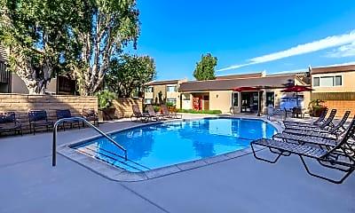 Pool, Hollybrook Apartment Homes, 1